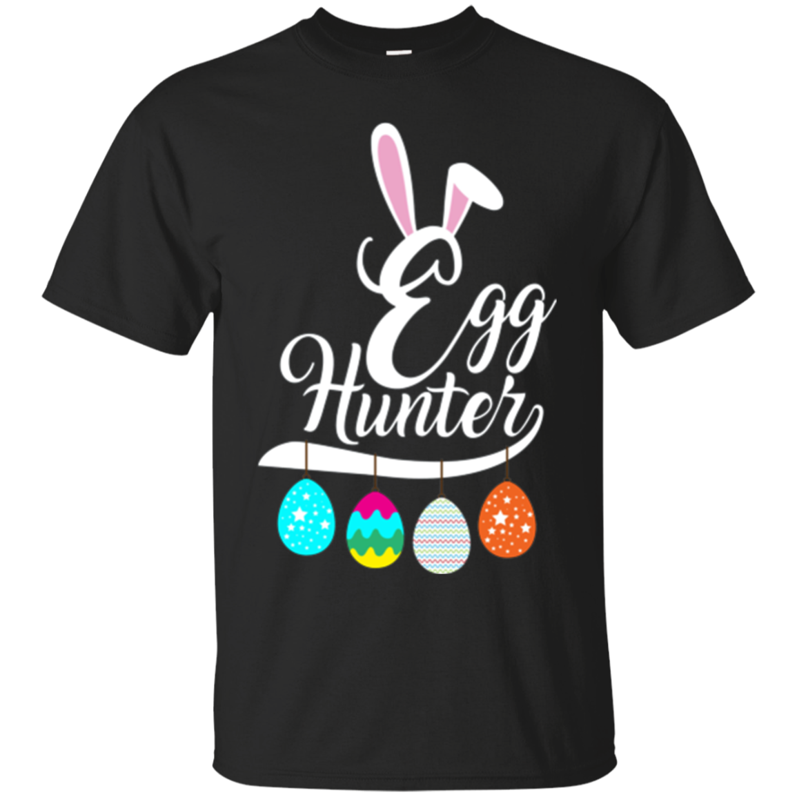 Egg Hunter Easter T-Shirt