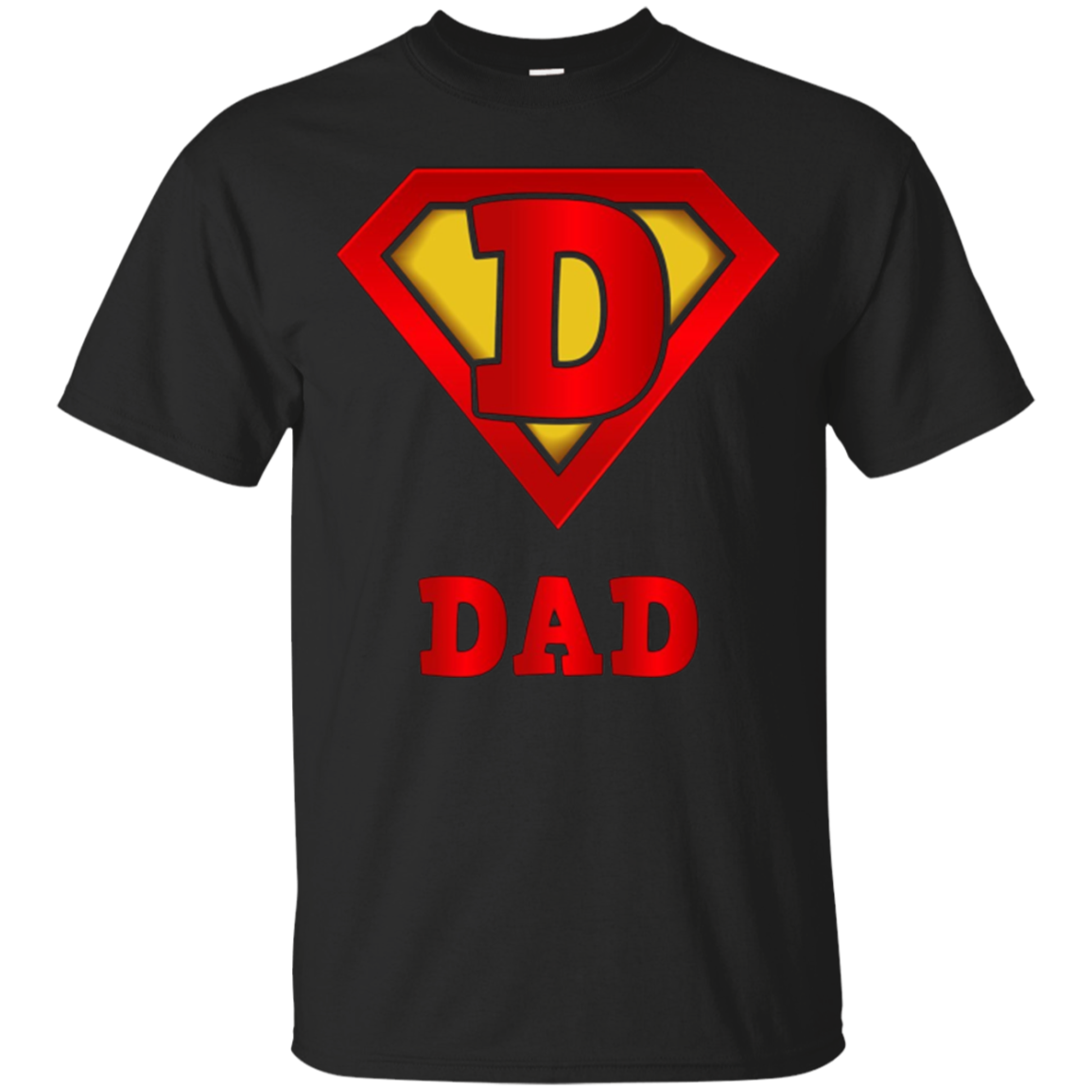 Mens Dad Superhero Shirt - Great gift