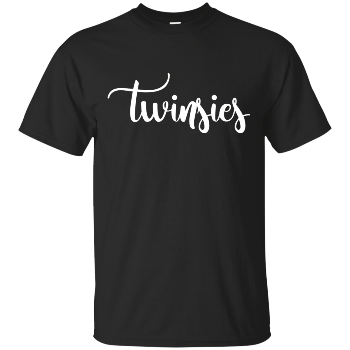 Twinsies T-Shirt - Mommy & Me or Sister Shirt