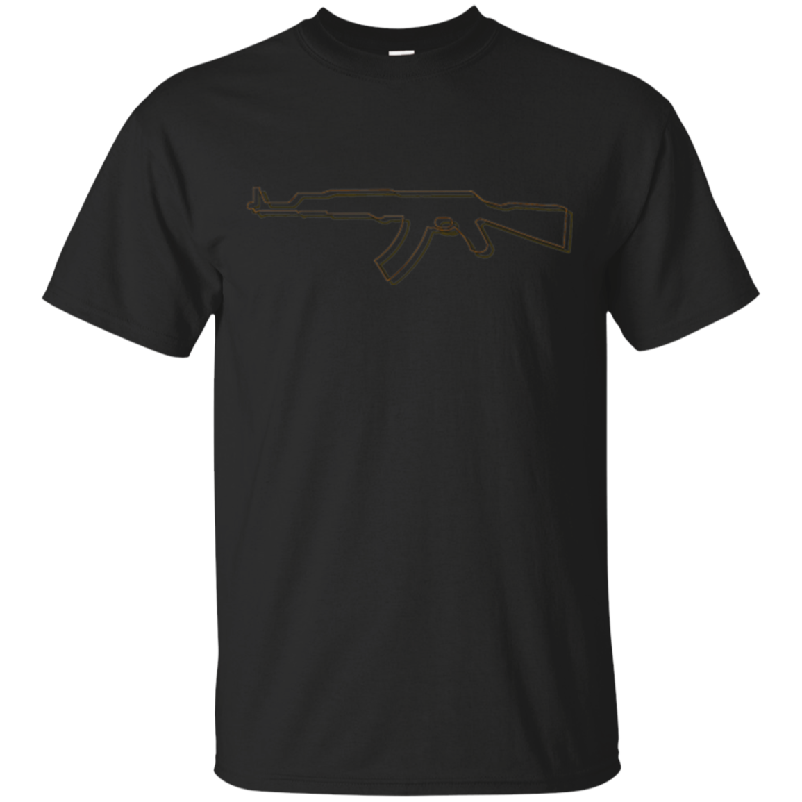 AK Rifle Operator Badge, Limited Edition T-Shirt