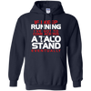Image of A Taco Stand Funny Running For Runner Taco Lovers Gift Shirt
