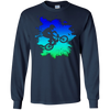 Image of BMX Bike T-Shirt For Riders