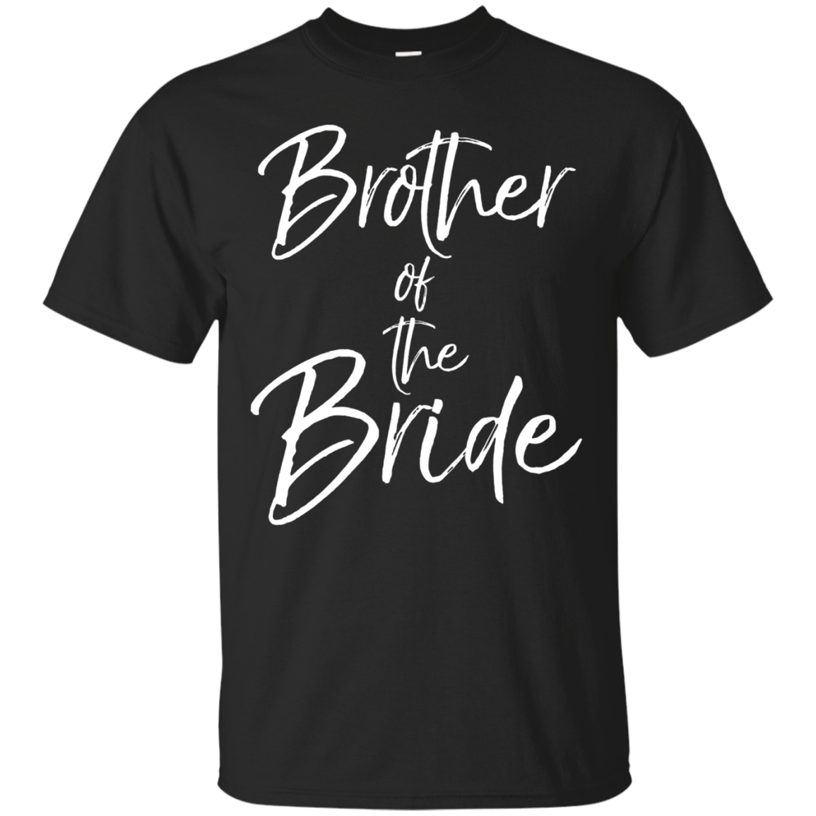 Brother of the Bride Long Sleeve Shirt for Men Boys Wedding
