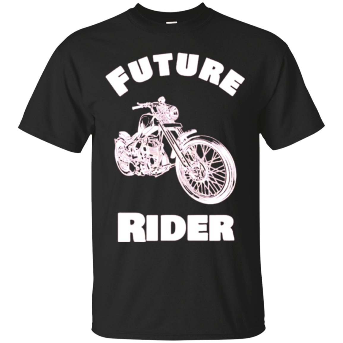 Kids Motorcycle Shirt - Future Motorcycle Rider T-Shirt