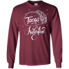 Image of Tacos Are My Valentine Longsleeve Shirt Day Gift