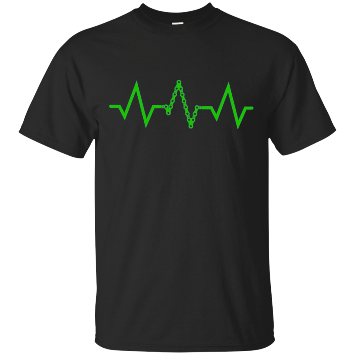 Bicycle Heartbeat Long Sleeve : Bike Long Sleeve