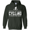 Image of Bicycle Cycling Novelty T-shirt Gift Idea For Cyclist