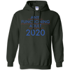Image of Any Functioning Adult 2020 | Anti-Trump t-shirt