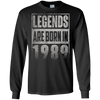 Image of Legends Born In 1989 Straight Outta Gift For 29 Years Old