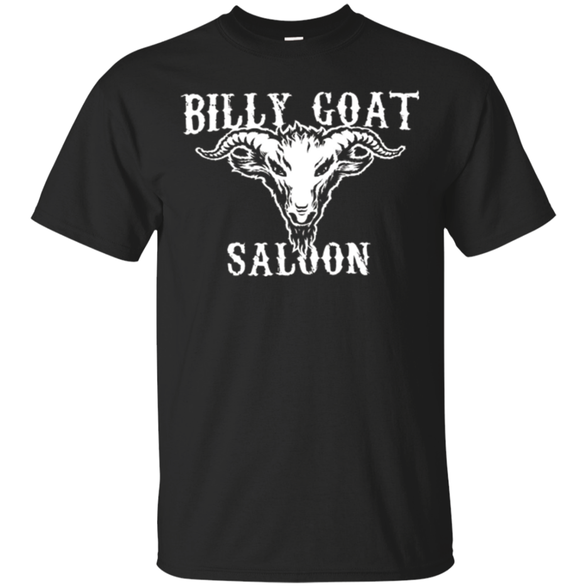 Billy Goat Saloon T-Shirt