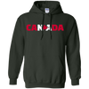 Image of Canada flag maple leaf T-Shirt