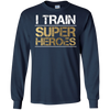 Image of I Train Superheroes Physiotherapist Or Personal Trainer Gift