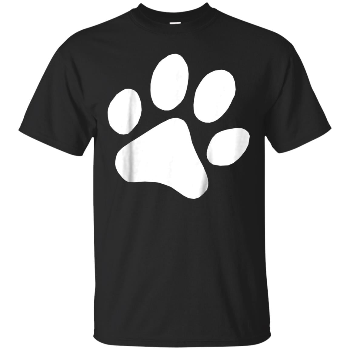 Dog Paw Print Dog Print Dog Themed Dog Owner Dog Love Shirt