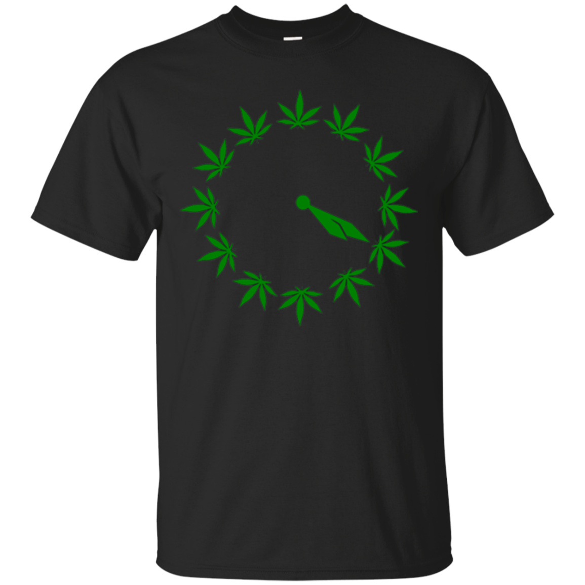 Stoner Clock Novelty Shirt