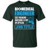 Image of Biomedical Engineer Freaking Awesome T-Shirt