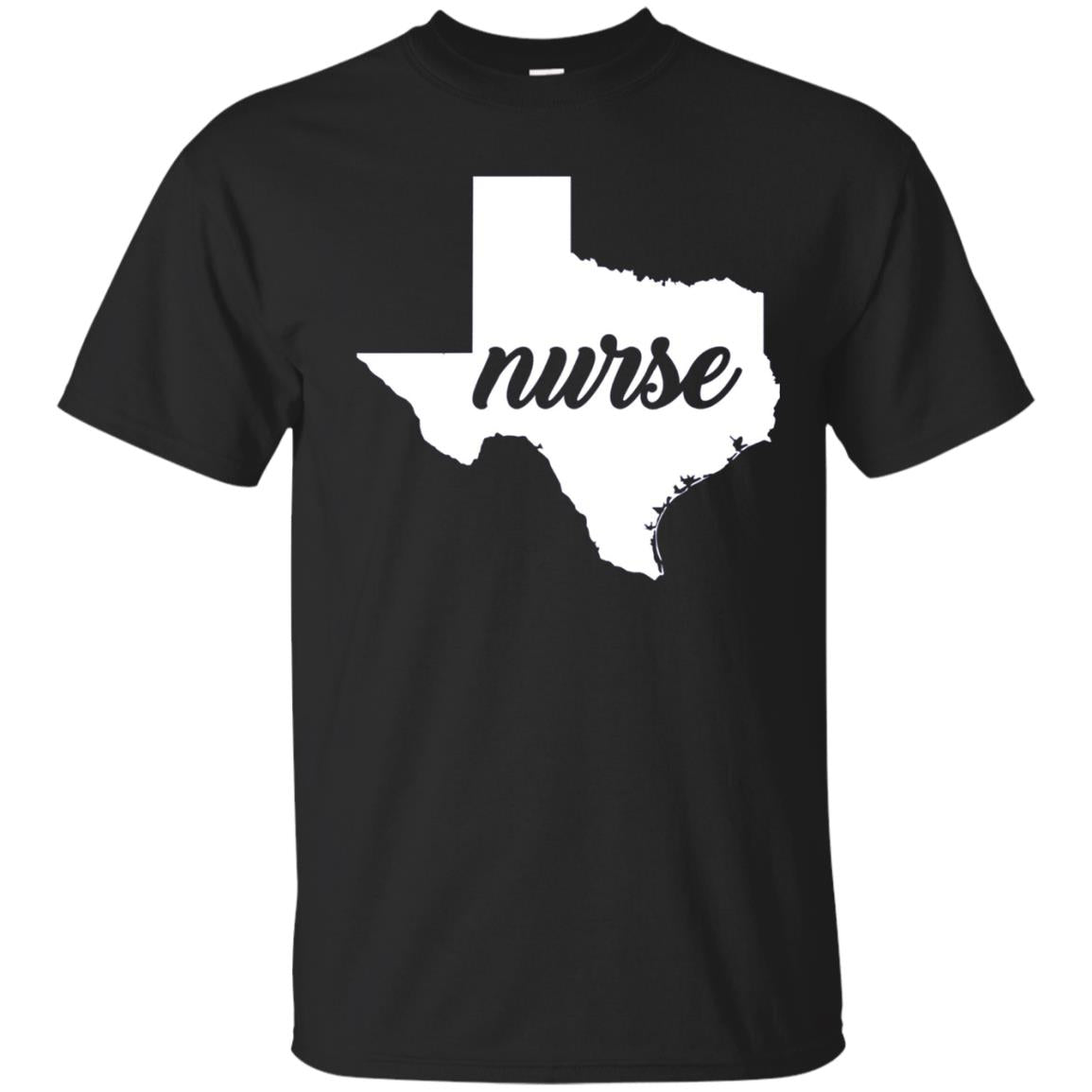 Texas Nurse T-Shirt