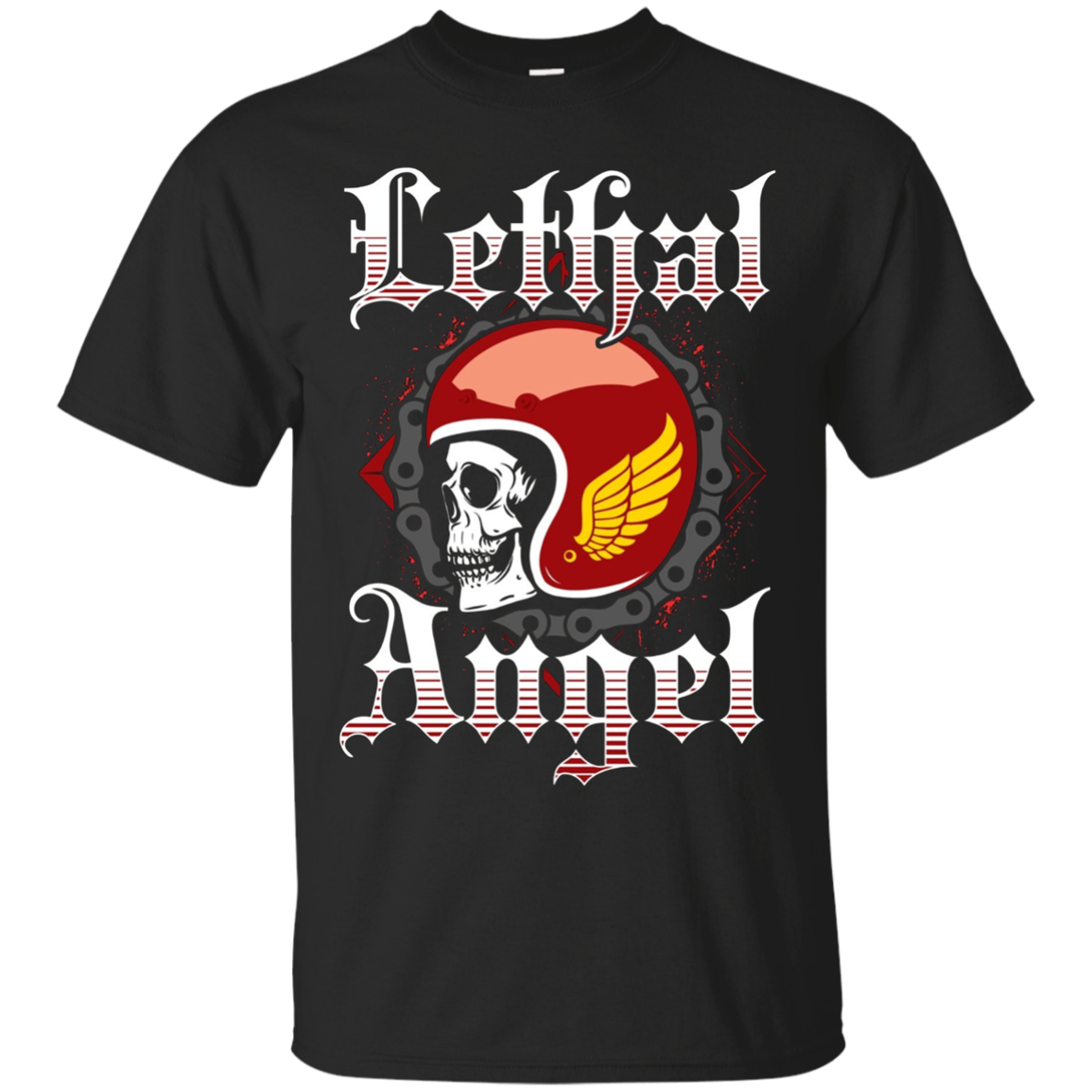 Motorcycle Shirt Biker Wife Girlfriend Angel Skull Sexy