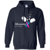 Image of Angel Mommy T-Shirt. Miscarriage Awareness Infant Loss Tee