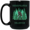 Image of Undefeated Hide & Seek Champion T-Shirt - Bigfoot Sasquatch