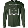 Image of Abibliophobia Reading Book Lover T-Shirt