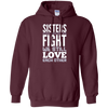 Image of Sisters Even Though We Fight We Still Love Each Other TShirt