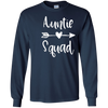 Image of Vintage Aunt Squad Shirt Proud - Auntie Gift T-Shirt