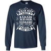 Image of Back Off I Have A Badass Welder Husband T-shirt Wife Gifts
