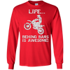 Image of Funny Gift for Motorcycle Riders or Bikers T-Shirt