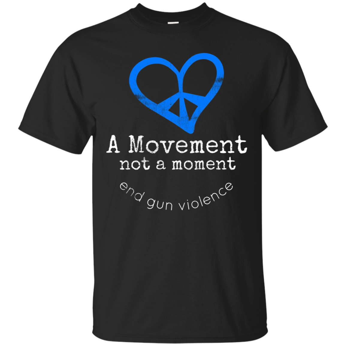 Enough Long Sleeve Shirt - A Movement not a Moment