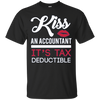 Image of Funny Accountant CPA Long Sleeve Shirt Gift Tax Deductible