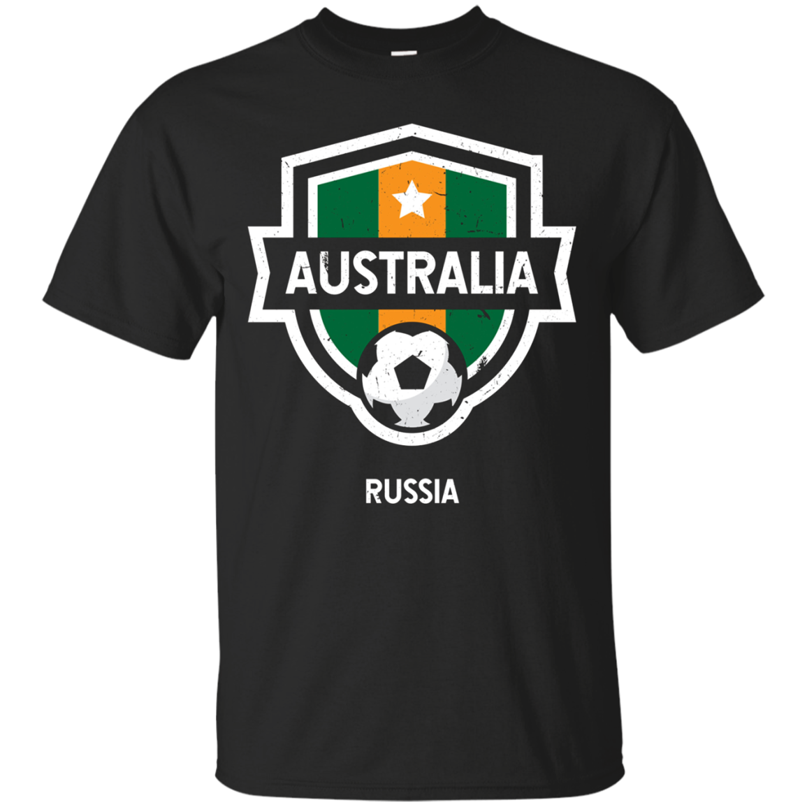 Classic Australia Football 2018 Team, Russia