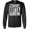 Image of Halloween Town T-Shirt - STRAIGHT OUTTA HALLOWEEN TOWN Shirt