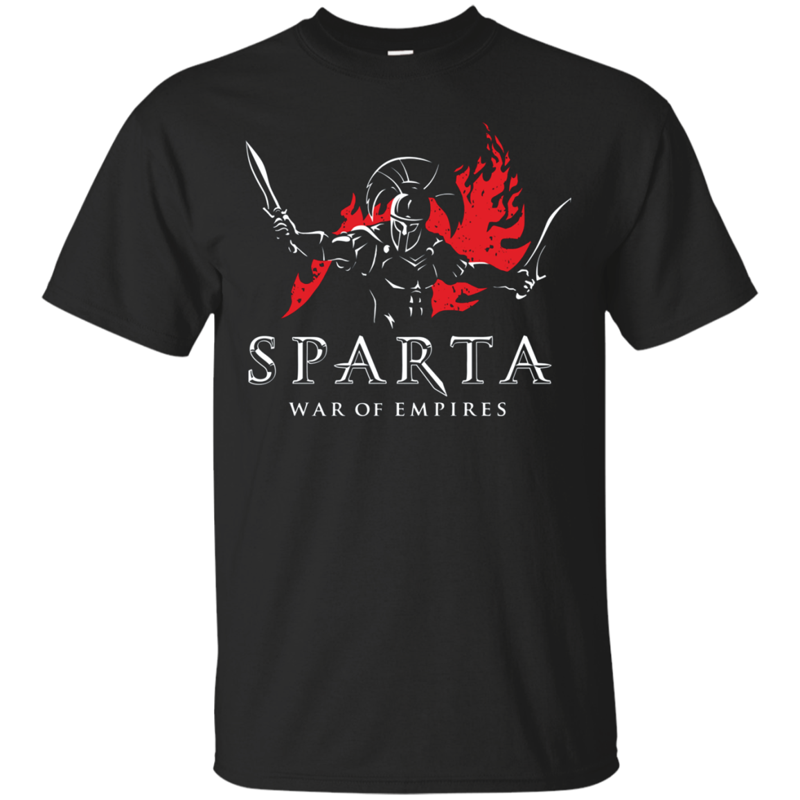 Sparta: War of Empires Logo Premium T-Shirt