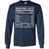 Image of Basketball Facts T-Shirt