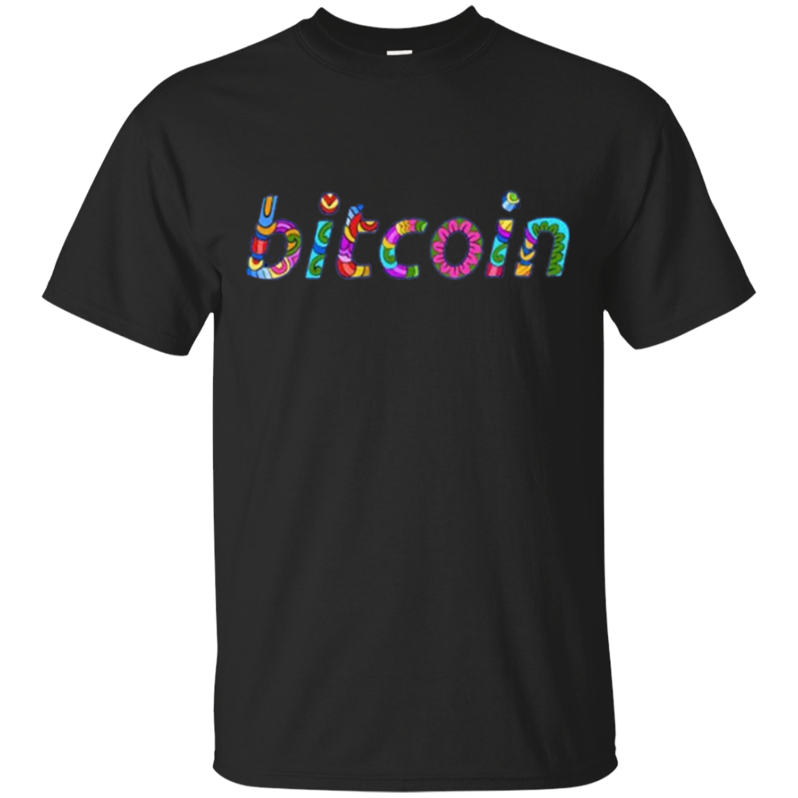 BitCoin CryptoCurrency Long Sleeve | Mens Womens Kids