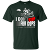 Image of Motorbike T Shirts Biker Funny I Dont Stop For Cops Shirt
