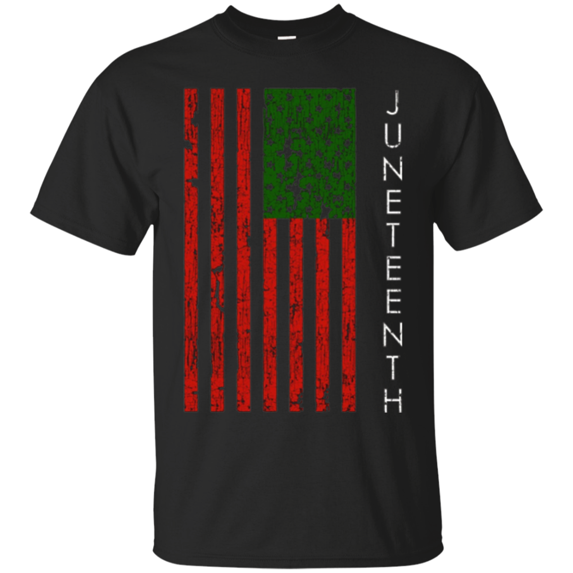 Juneteenth Flag T-Shirt for Kids, Women and Men