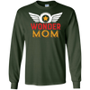 Image of Wonder Mom T-shirt for Mothers Day Gift Super Hero Mama