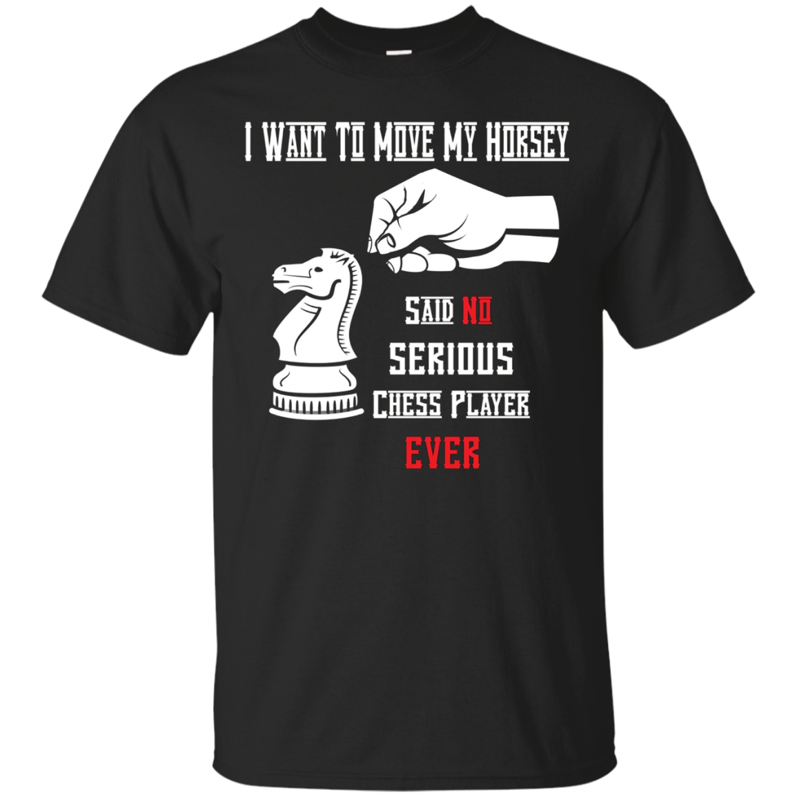 Sarcastic Funny Chess T-Shirt