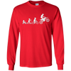 Image of Motocross Dirt bike T shirt - Born to ride for speed fans