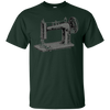 Image of Big Texas Vintage Sewing Machine T-Shirt