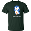 Image of Penguin Love Cute Penguin T-Shirt