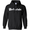 Image of Work-aholic Driven Dedicated Committed Shirt