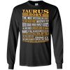 Image of #1 Top selling Taurus Zodiac Sign Facts Shirts for all ages