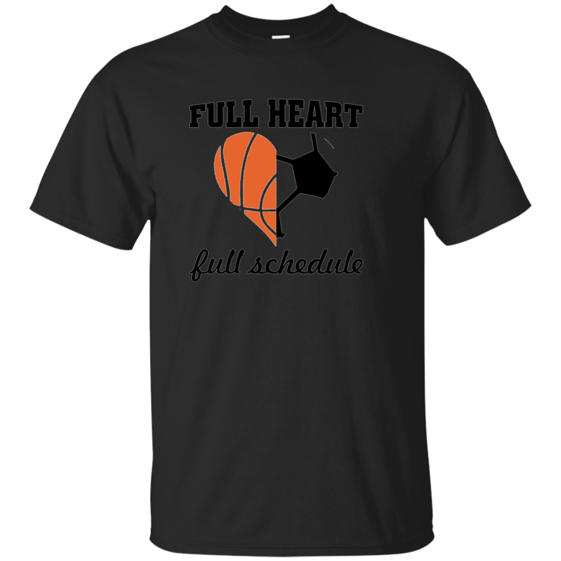 Basketball & Soccer player love multi-sport athlete t-shirt