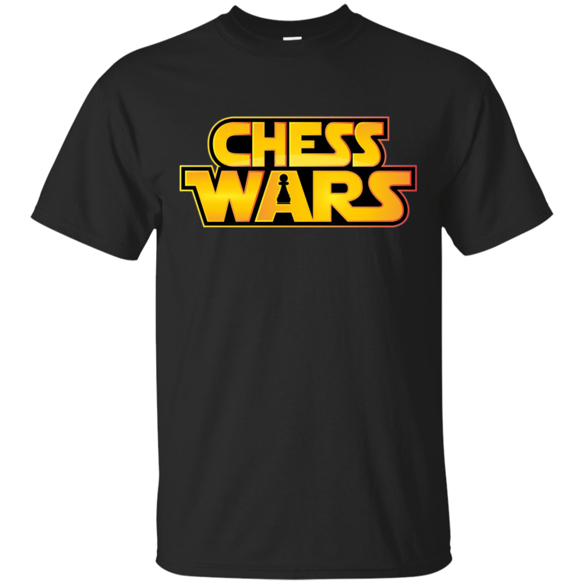 Gift for Chess Player - Chess T Shirt - Chess Wars Pawn