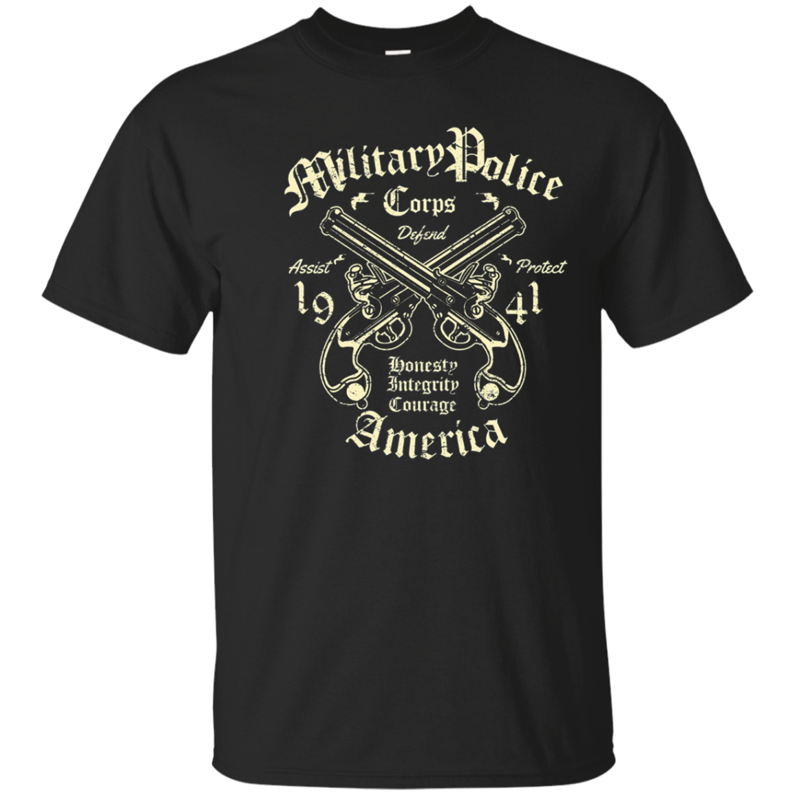 Military Police Corps - US Army T-shirt