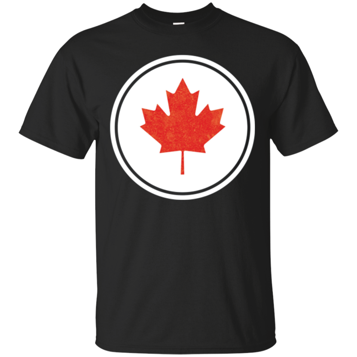 Vintage Style Canada | Maple Leaf T-Shirt