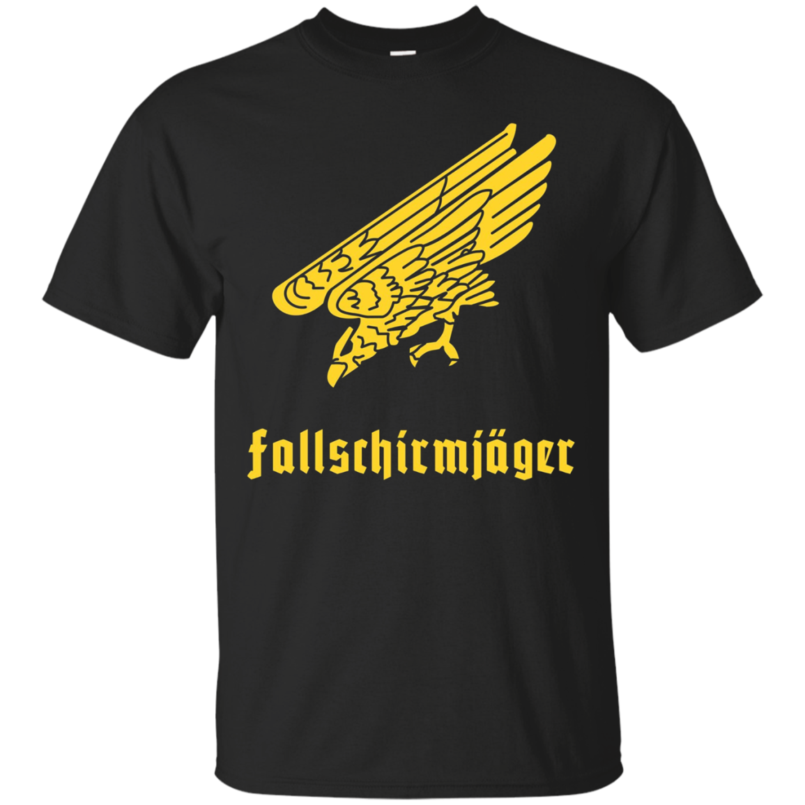 German paratroops fallschirmjager eagle T-Shirt