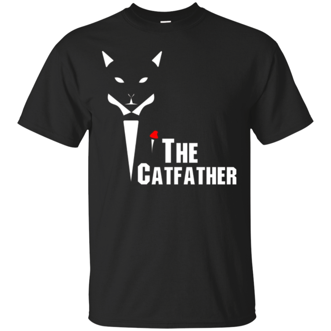 The Catfather Shirt Cat Dad Lover Gift T Shirt